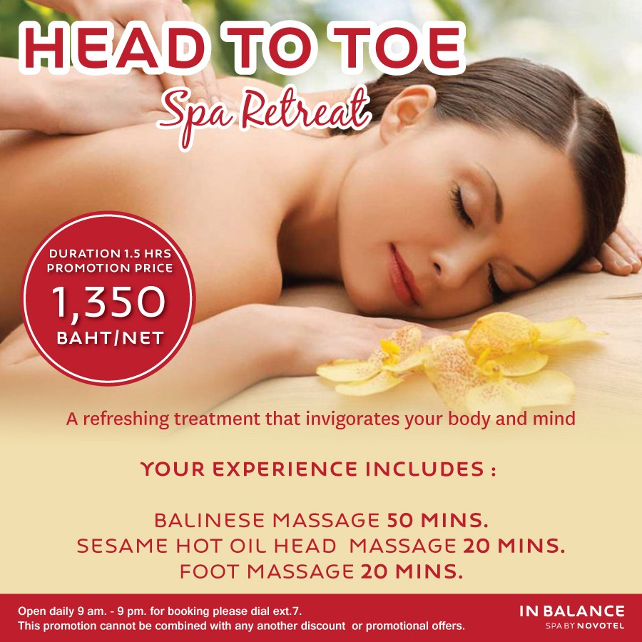 Head To Toe Spa Retreat