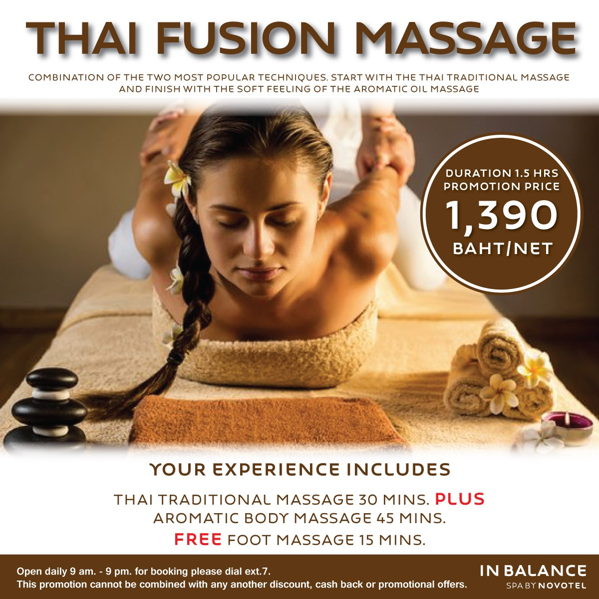 Thai Fusion Package